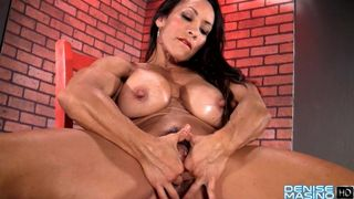 The muscle denise sex masino thank for
